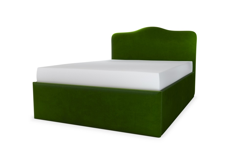 Bazzano upholstered storage bed