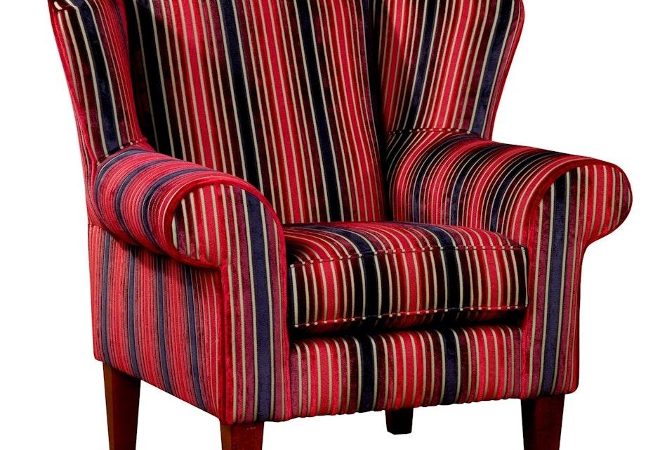 Denver wing chair 2