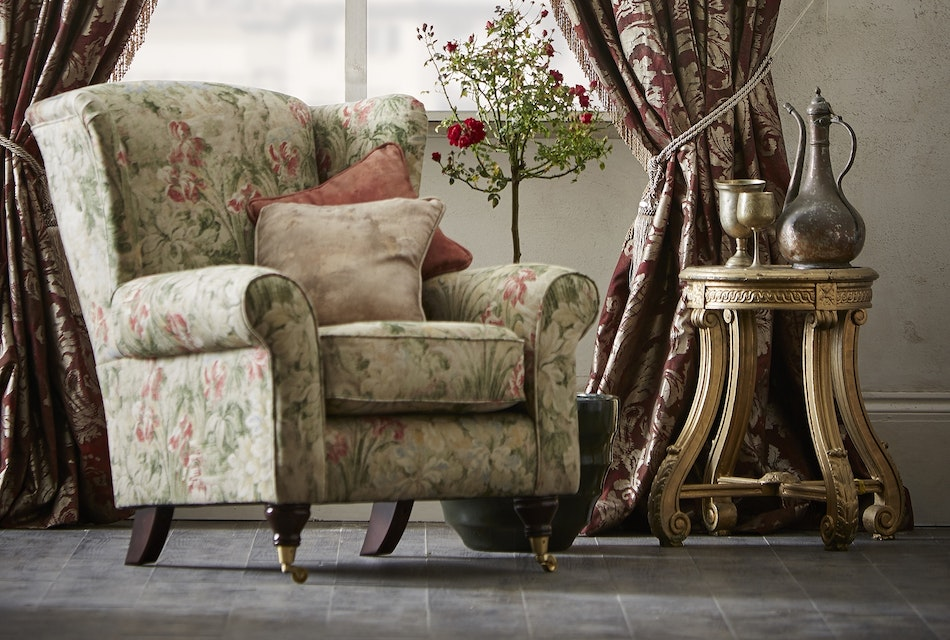 Holly wing chair 2