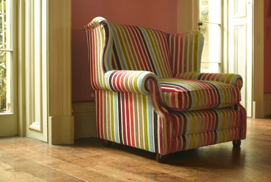 Maxi wing chair 2