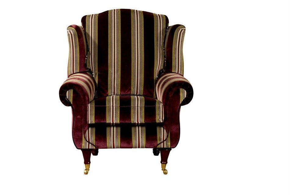 Princess wing chair