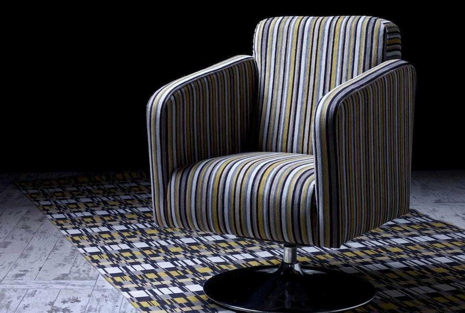 Torino swivel chair