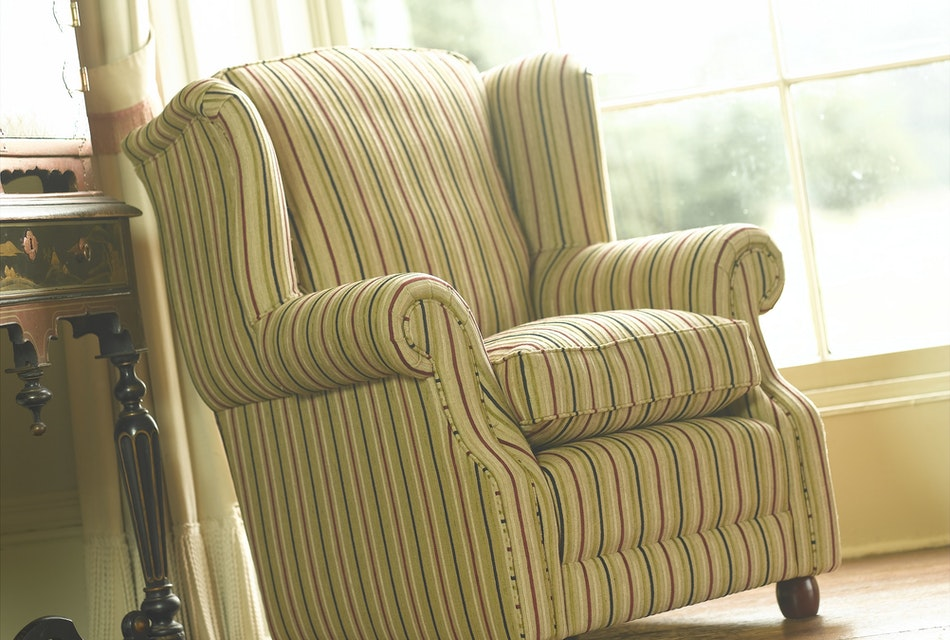 Washington wing chair